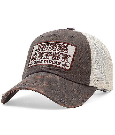 85dd6cc13c0266 Junk Gypsy Trucker Hat | JuNk GYPsy BaBY | Hats, Hats for women ...