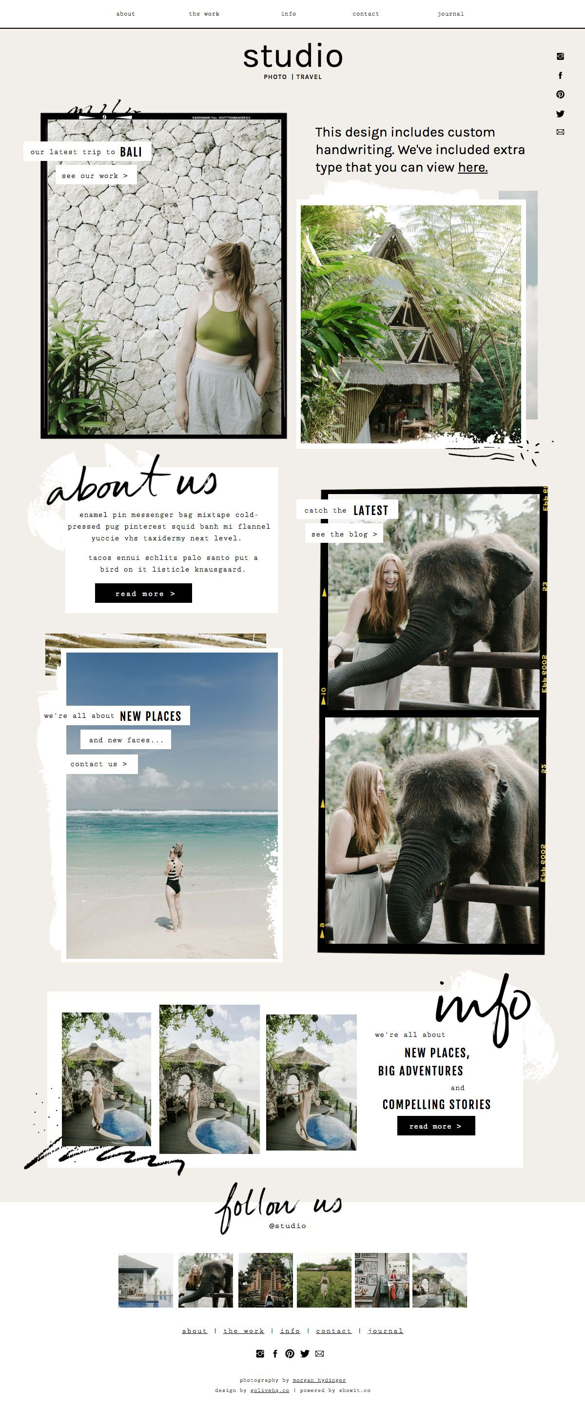 Hq photography responsive wp theme zim templates.