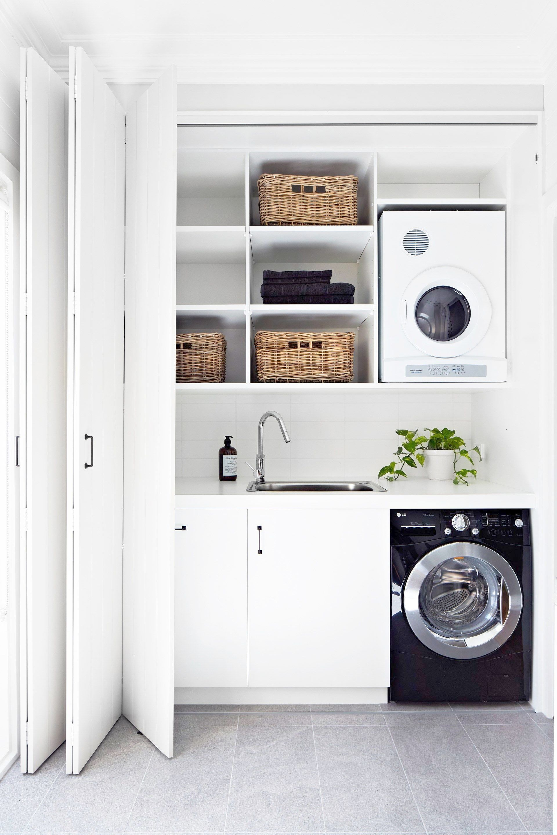 Laundry Room Door Ideas