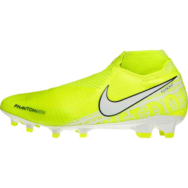 Nike Phantom Vision Elite FG New Lights Football shoes