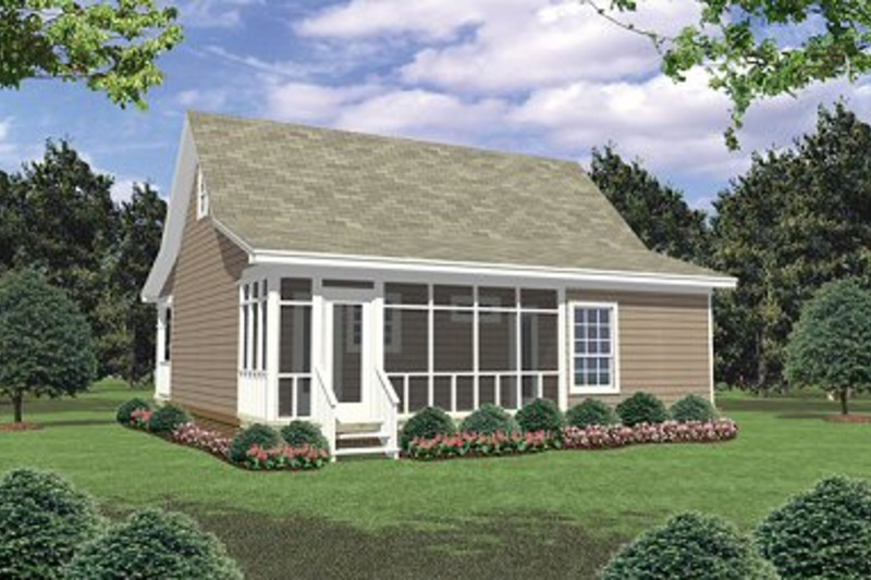 Cottage Style House Plan 2 Beds 1 Baths 800 Sq Ft Plan 21 211 In 2020 Cottage Style House Plans Cottage House Plans House Plans