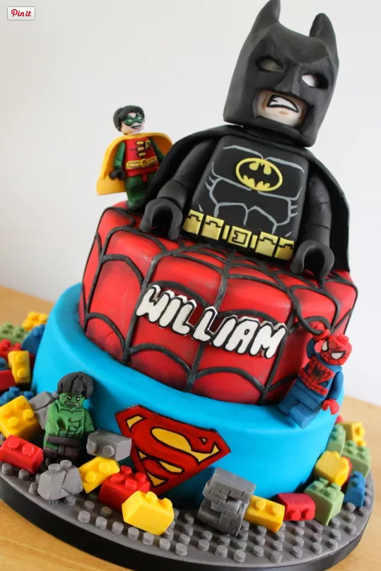Lego Birthday Cakes That Will Blow Your Mind Lego Batman - Lego birthday cake pictures