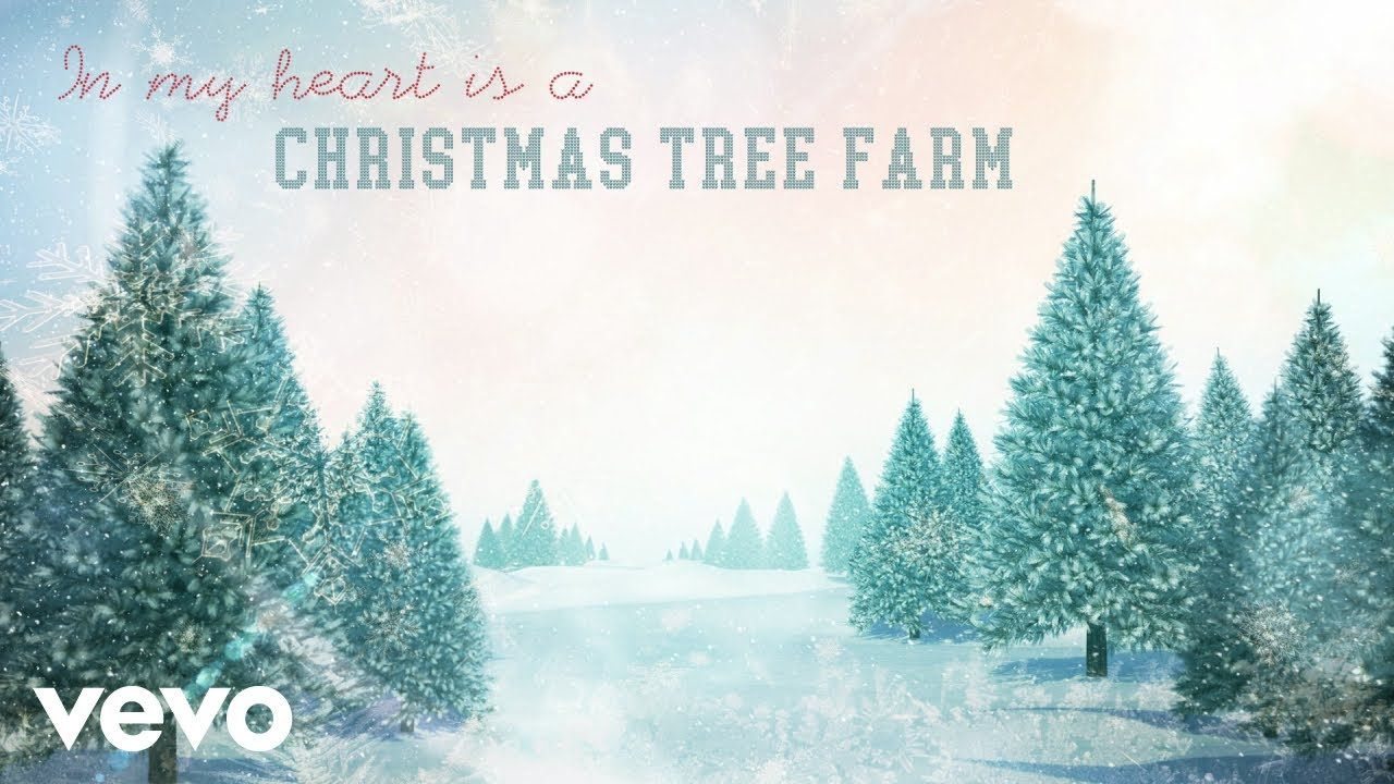 Taylor Swift Christmas Tree Farm Lyric Video Youtube Taylor Swift Christmas Christmas Tree Farm Tree Farms