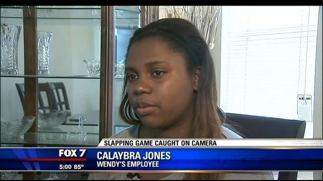 Wendy's employee becomes victim of 'smack cam game'