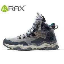 145fad29fb1 RAX Men Waterproof Hiking Shoes Outdoor Multi-terrian Cushioning ...