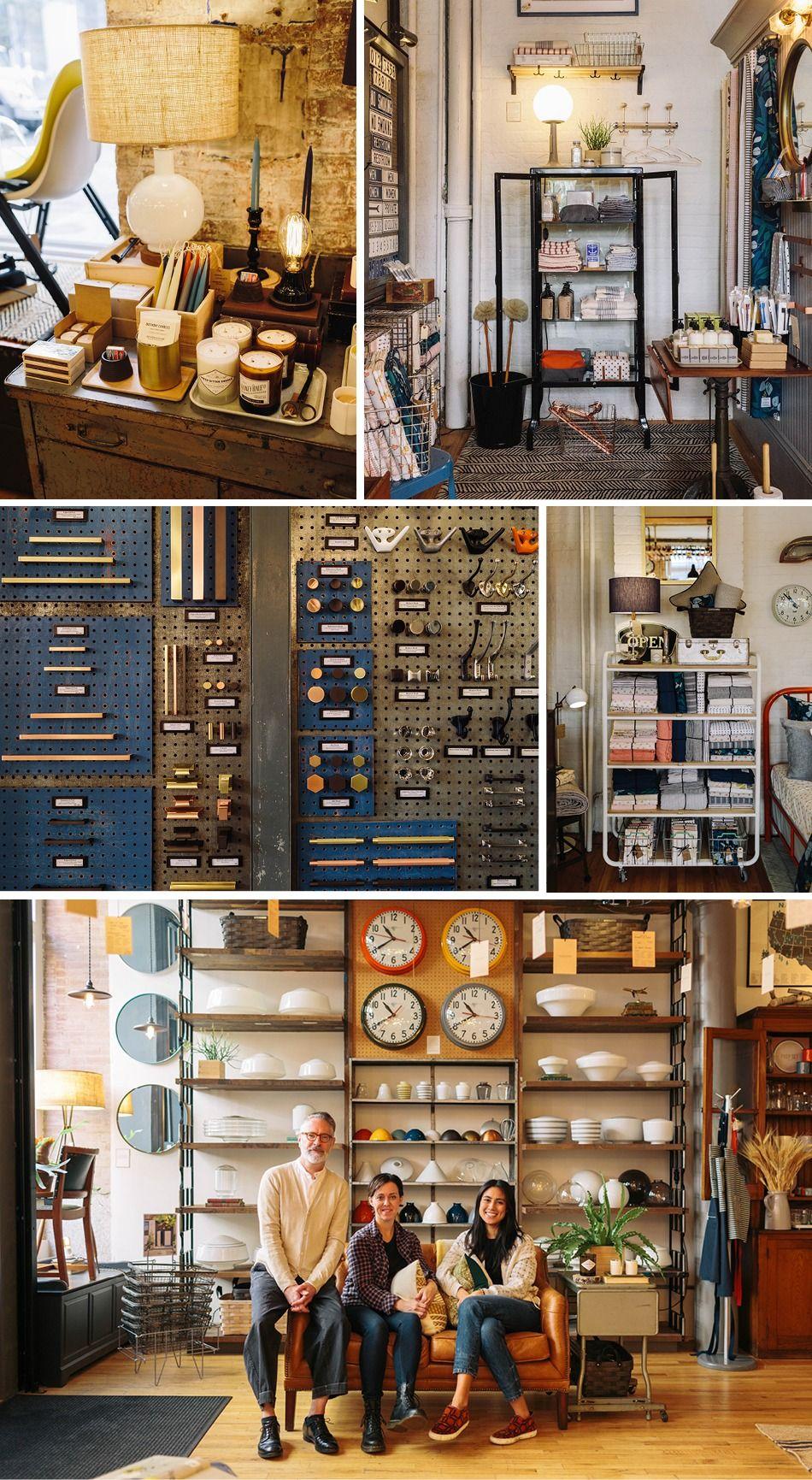Go Inside: Schoolhouse NYC Store | Electric clock, Schoolhouse ...