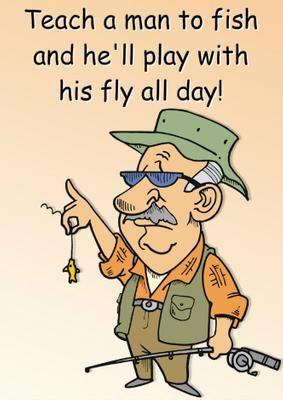 Fishing Male Humorous Card Fishing Birthday Cards Funny Cards Funny Birthday Cards