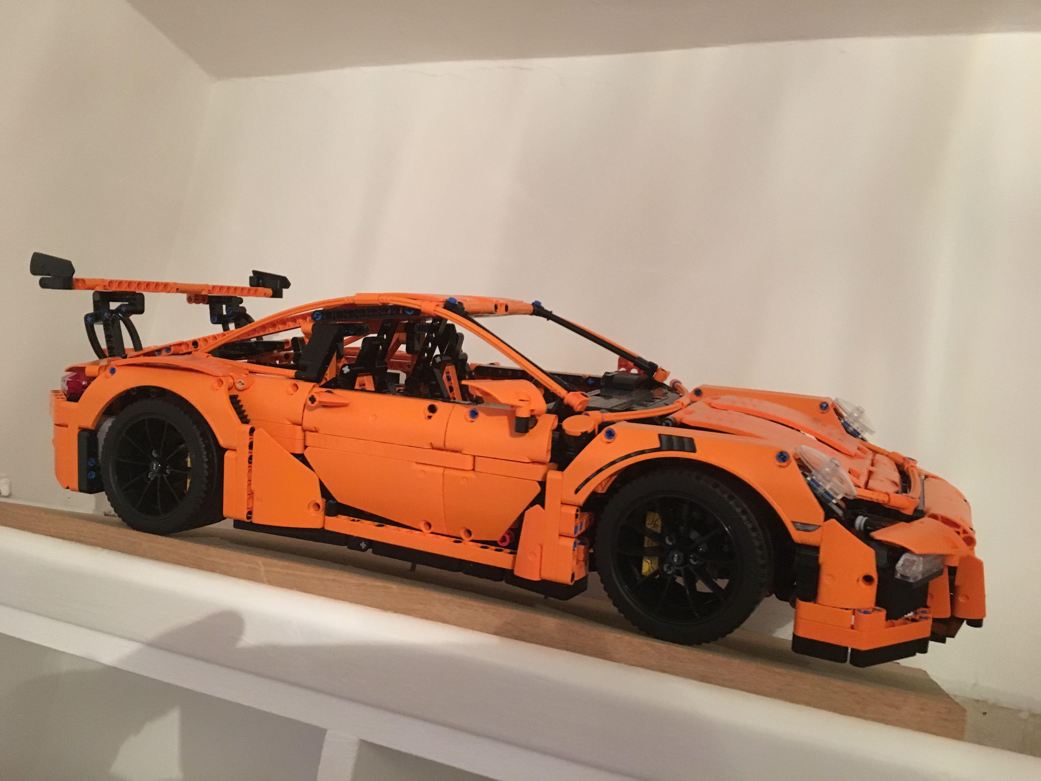 Pin by Stephen Williams on Lego Technic 42056 Porsche