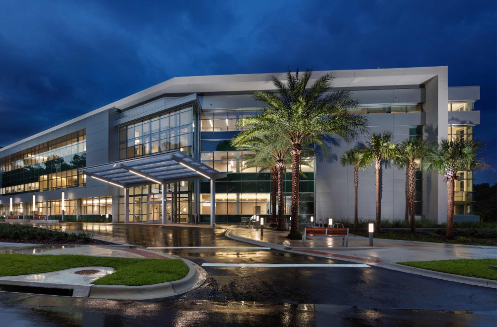 Uf Health Springhill Primary Care Building Flad Architects Healthy Dinner Recipes Easy Uf Health Easy Healthy Dinners