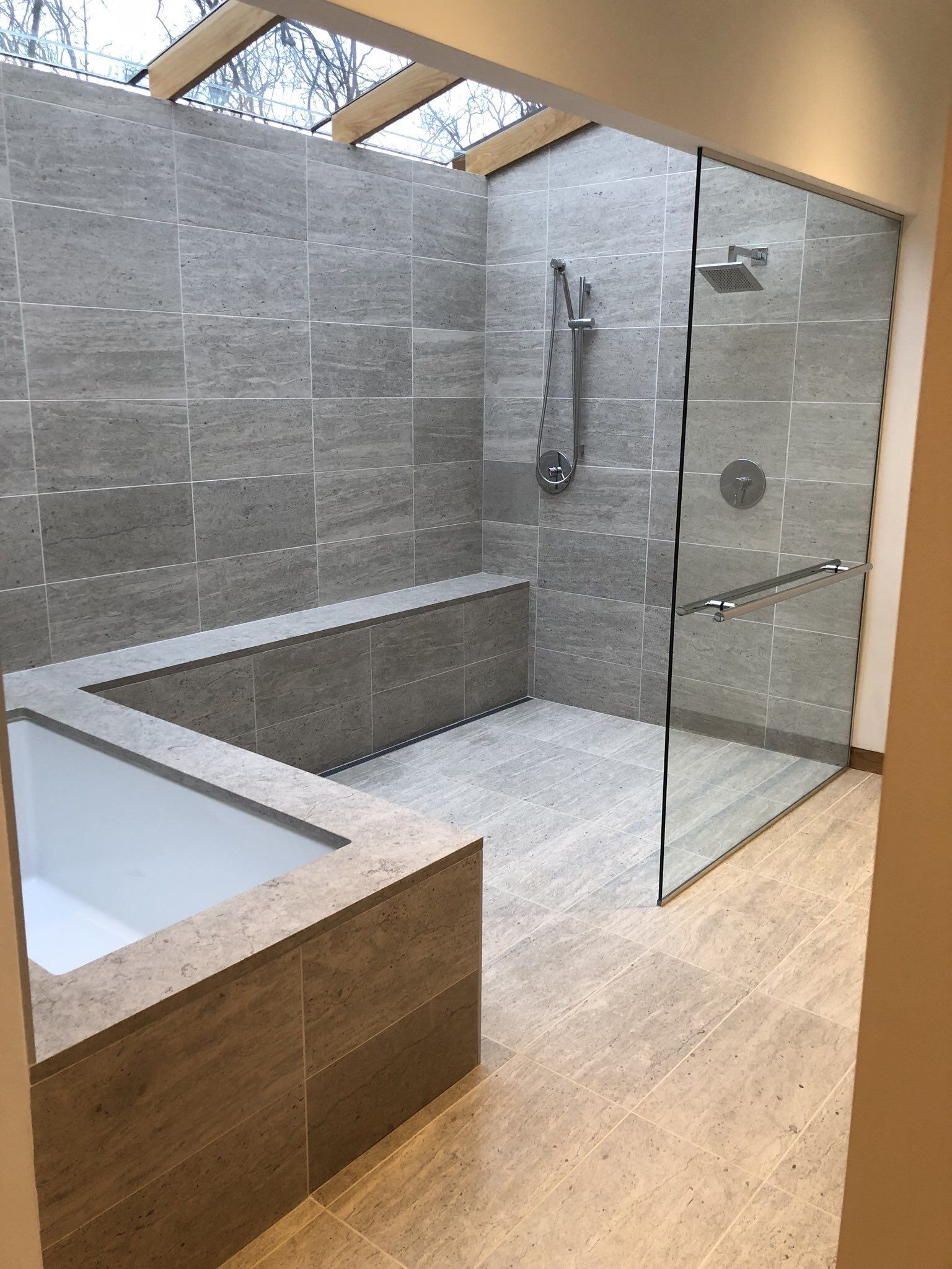 Contemporary Bathroom Design Ideas Every Bathroom Remodel Starts With A Design Concept Master Bathroom Design Contemporary Bathroom Designs Bathroom Interior