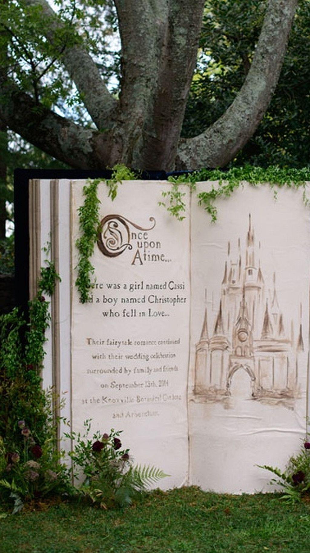 80 Beautiful Disney Wedding Ideas 76 Disney Weddings Wedding