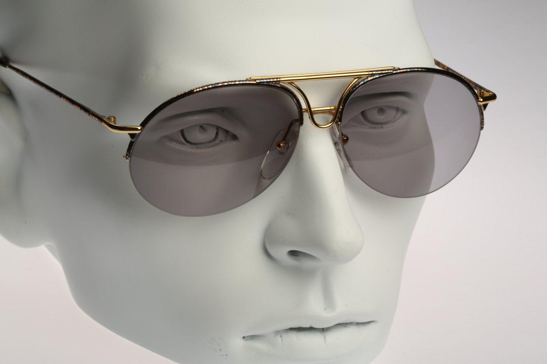 Porsche Design By Carrera 5669 Vintage Sunglasses Nos 80 39 S Aviator Eyewear Aviator Eyewear Sunglasses Vintage Eyewear
