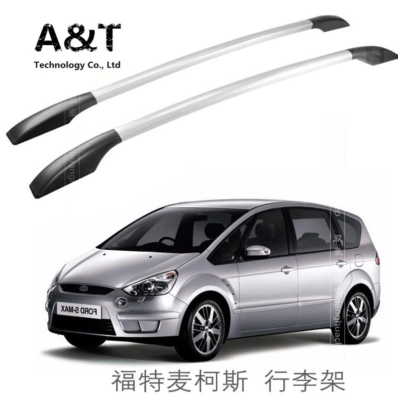 A T Car Styling For Ford S Max Car Roof Rack Aluminum Alloy