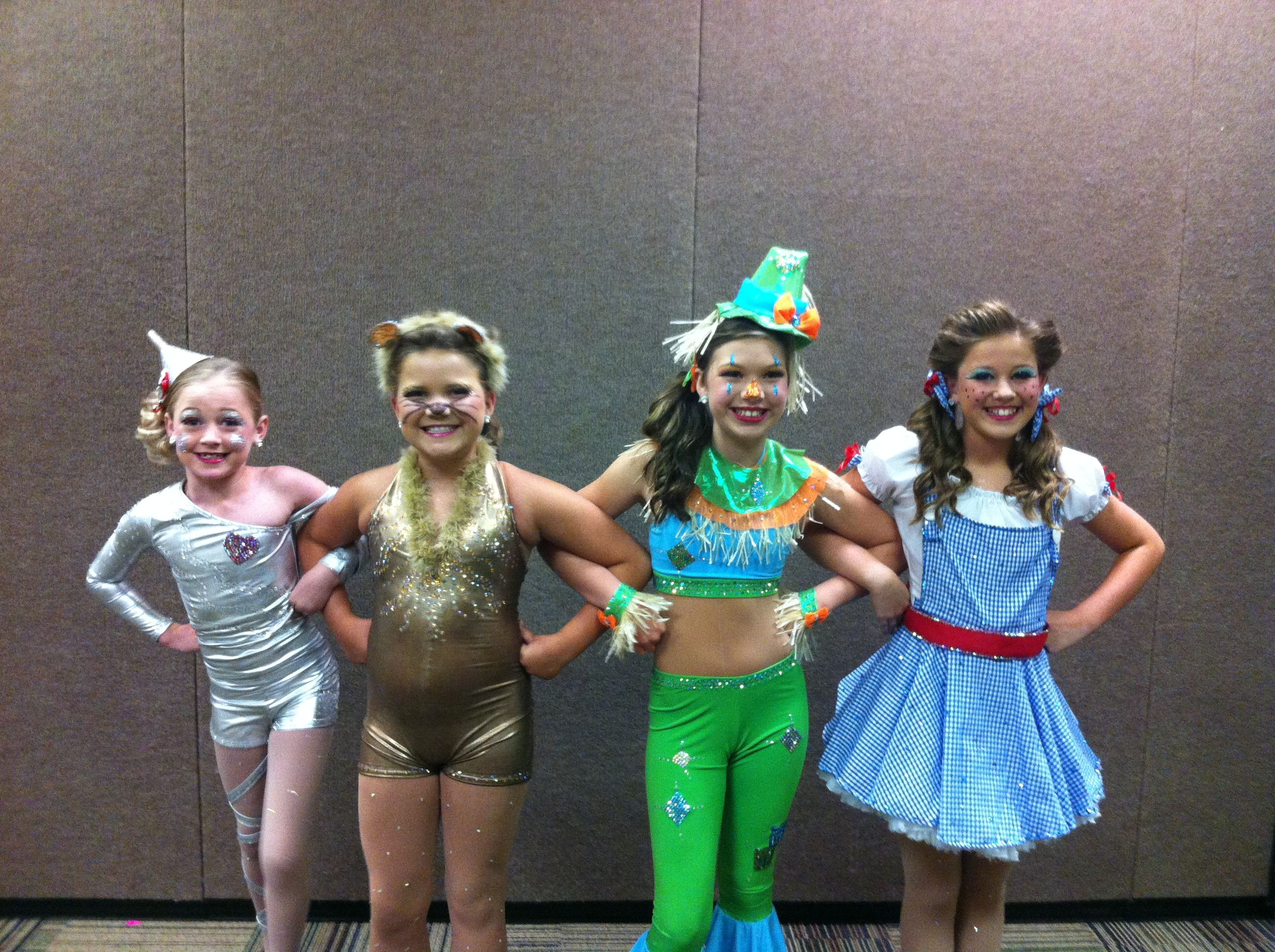 Dance costume girls wizard of oz | Dance | Pinterest | Dance ...