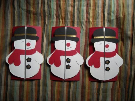 tarjetas navideñas hechas a mano - Buscar con Google Christmas