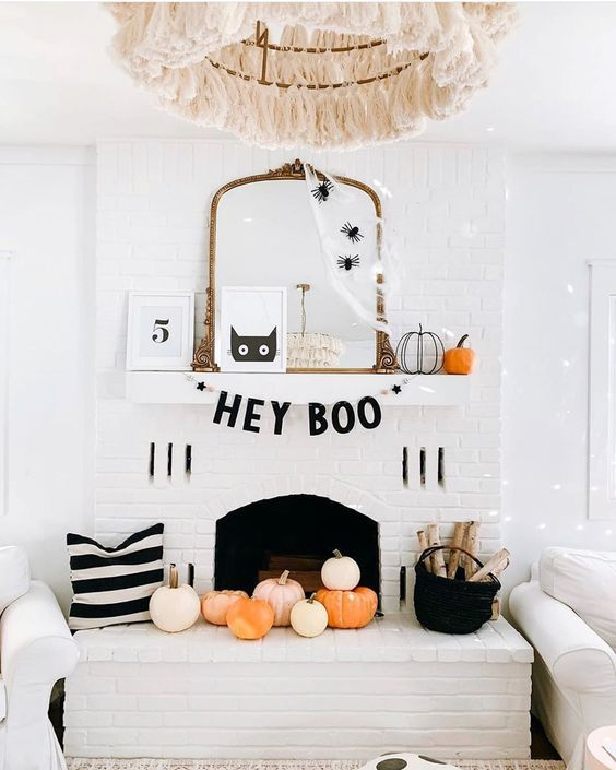20 Dreamy Farmhouse Style Fall Decor Ideas