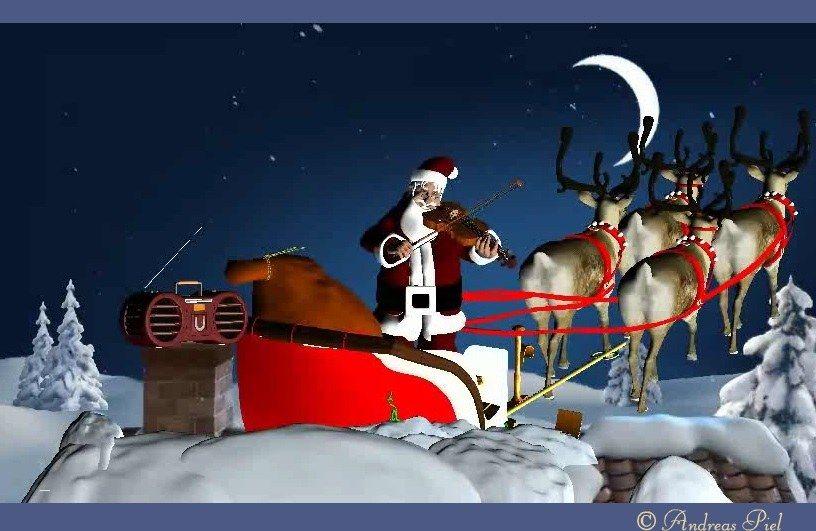 Animierte Weihnachtskarten Kostenlos
