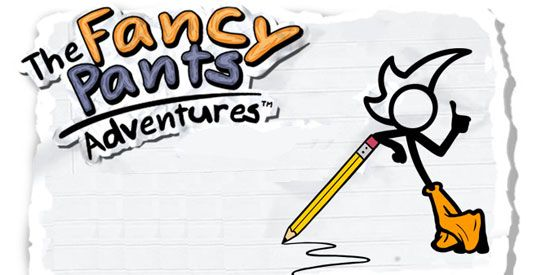 How do you play Fancy Pants Adventures?