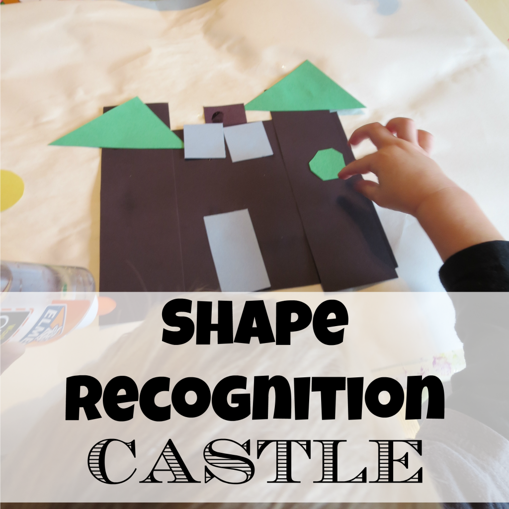 Shape Recognition Castle