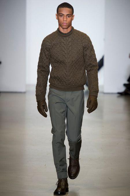 Calvin Klein Obsession Sweatshirt Menswear Week
