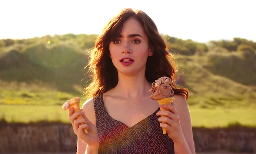Love Rosie Lily Collins | Love rosie movie, Lily collins ...