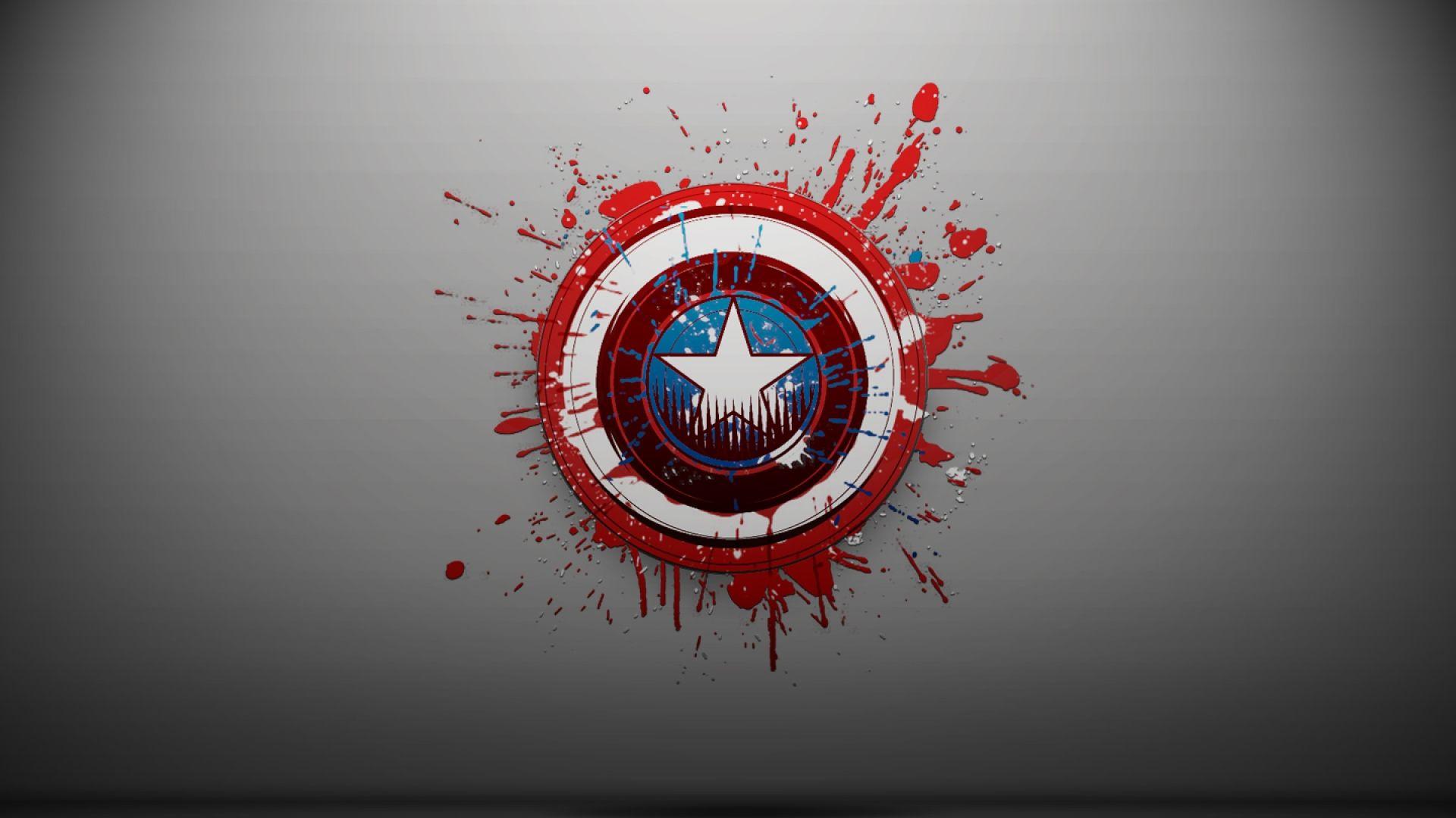 Captain America Cool Hd Wallpaper R Wallpapers Captain America Shield Wallpaper Captain America Wallpaper Creative Graphics