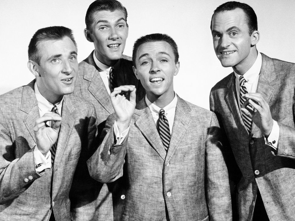 """The """"HiLo's,"""" the penultimate jazz vocal group of the mid"""