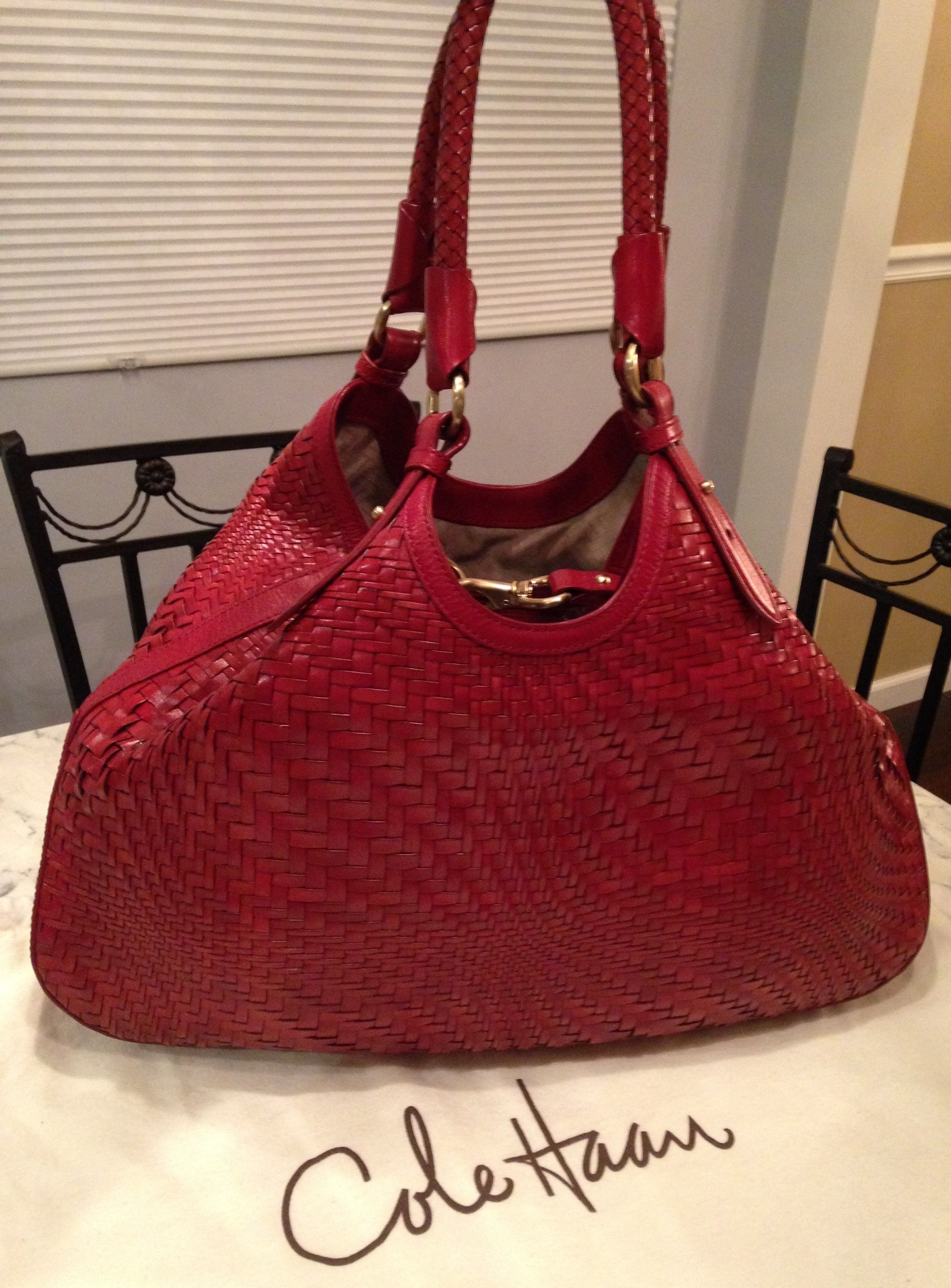 5b1d3e8ef3d1 Shoulder Bag Hobo Genevieve 19 | Stuff to Buy | Red tote bag, Purses ...