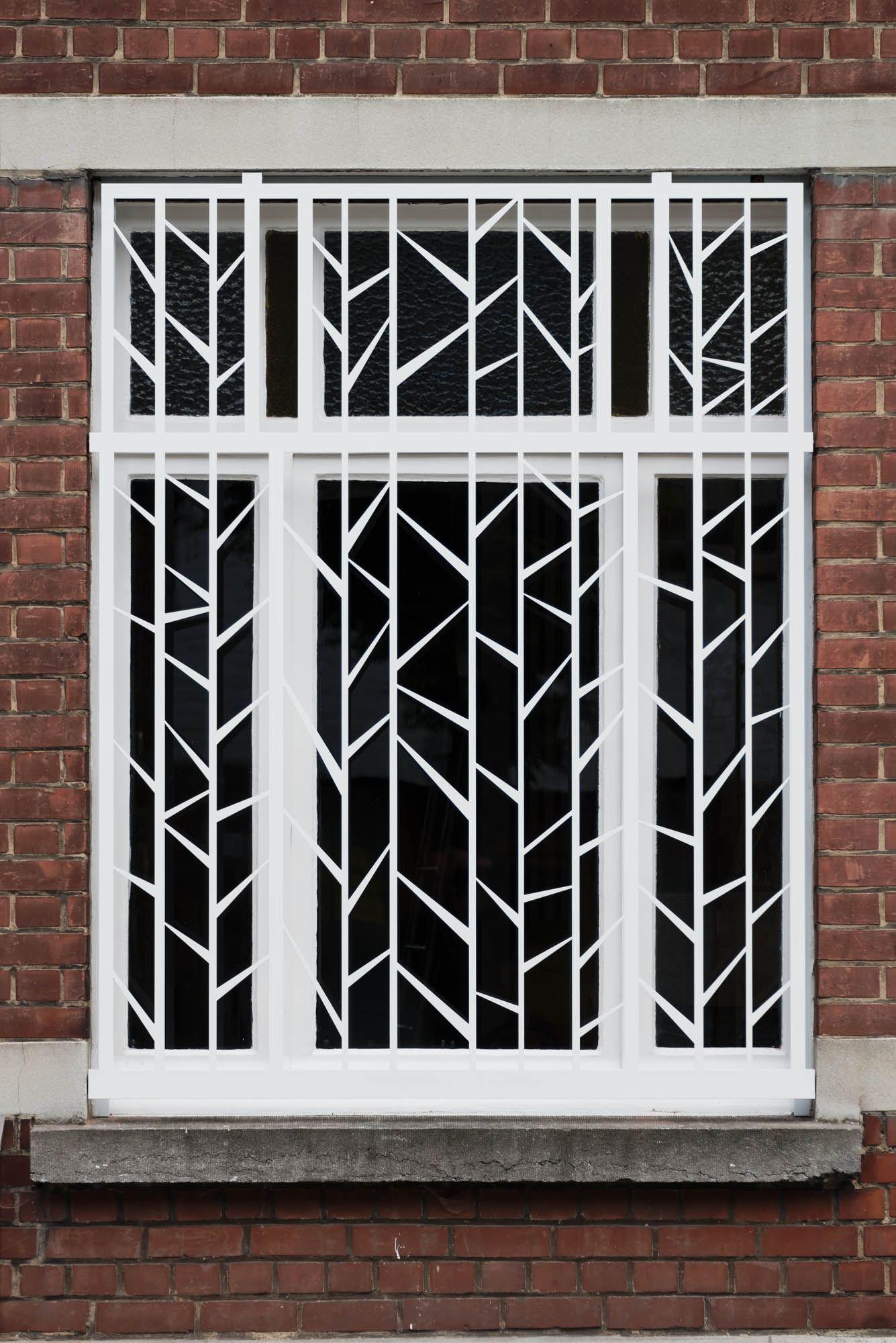 jo a d tail r alisation grille claustra de protection grille de protection pinterest. Black Bedroom Furniture Sets. Home Design Ideas