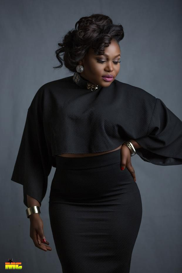 A Beautiful And Exclusive Picture Of Ruth Kadiri Fashion