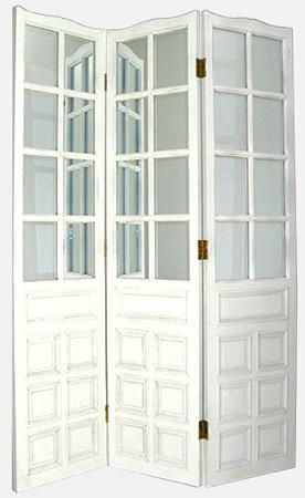 6 13 Ft Tall French Mirror Screen Roomdividerscom Room
