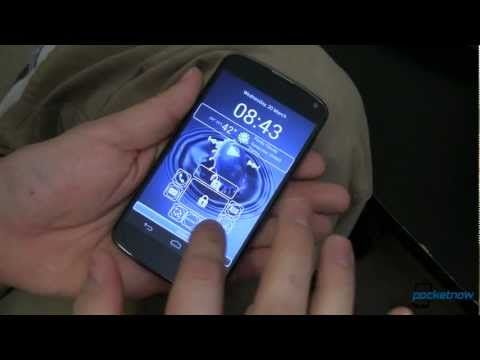 youtube on lock screen android