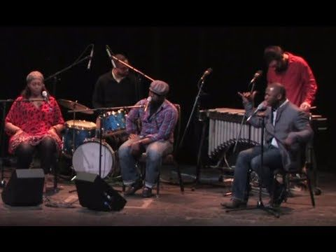 Theaster Gates and the Black Monks of Mississippi Live Performance