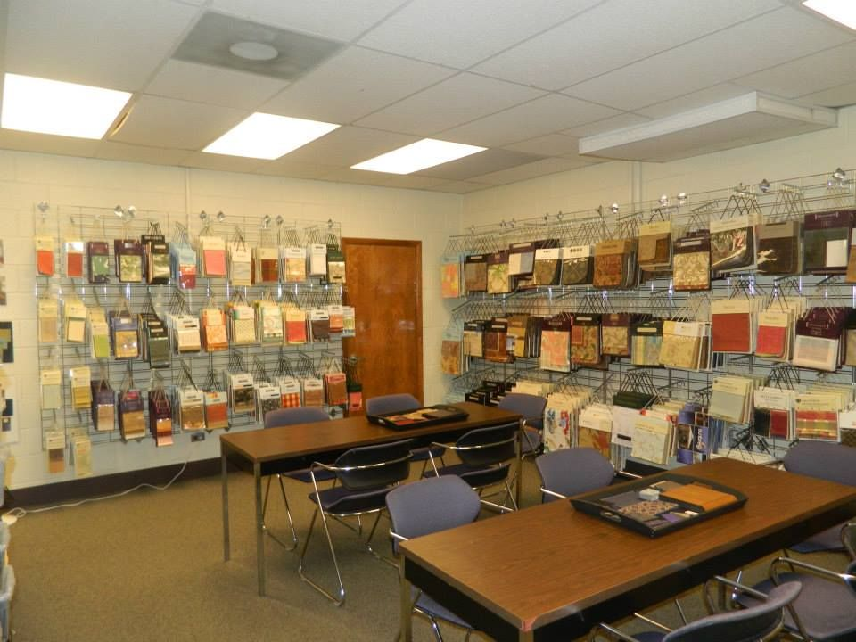 Interior Design Programs Resource Room