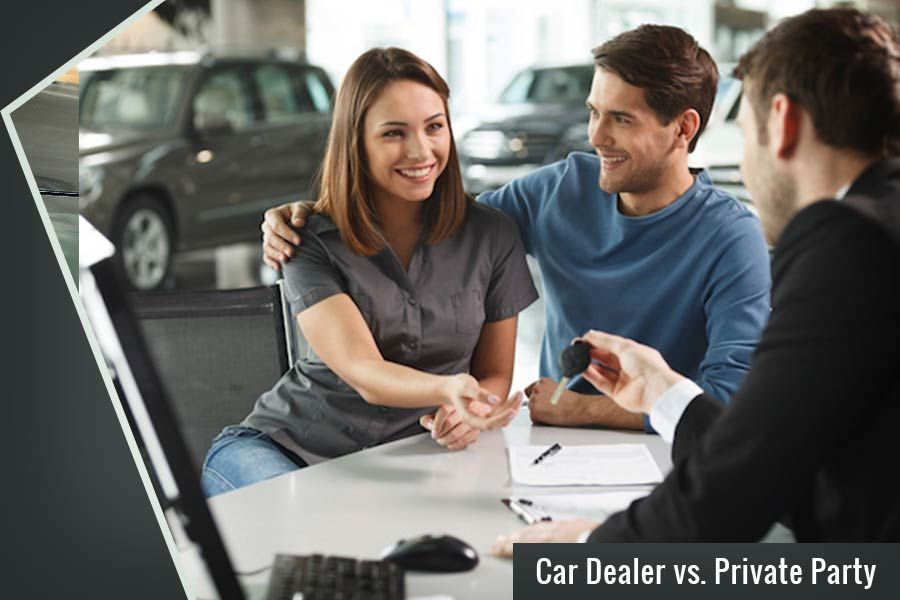 Sell car to dealer or privately, the best way could be any