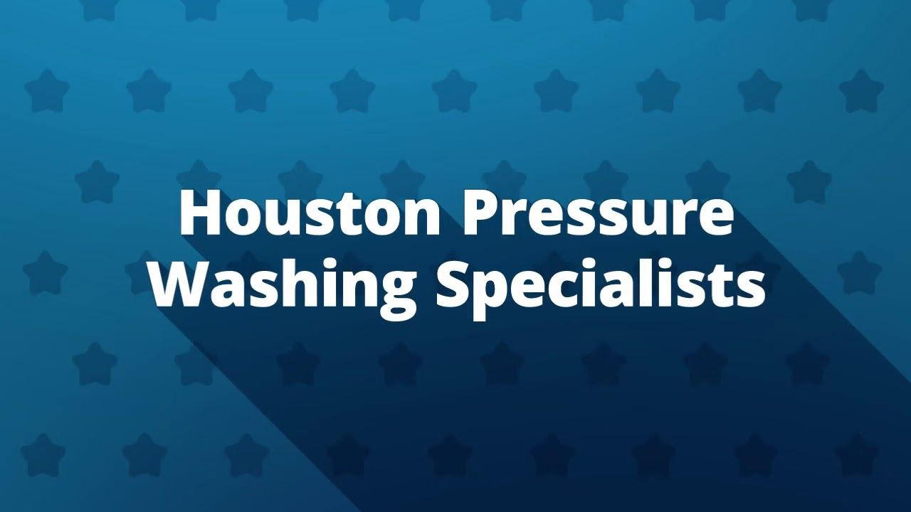 Commercial Pressure Washing Houston Tx Pressure Washing Companies Pressure Washing Pressure Washing Services