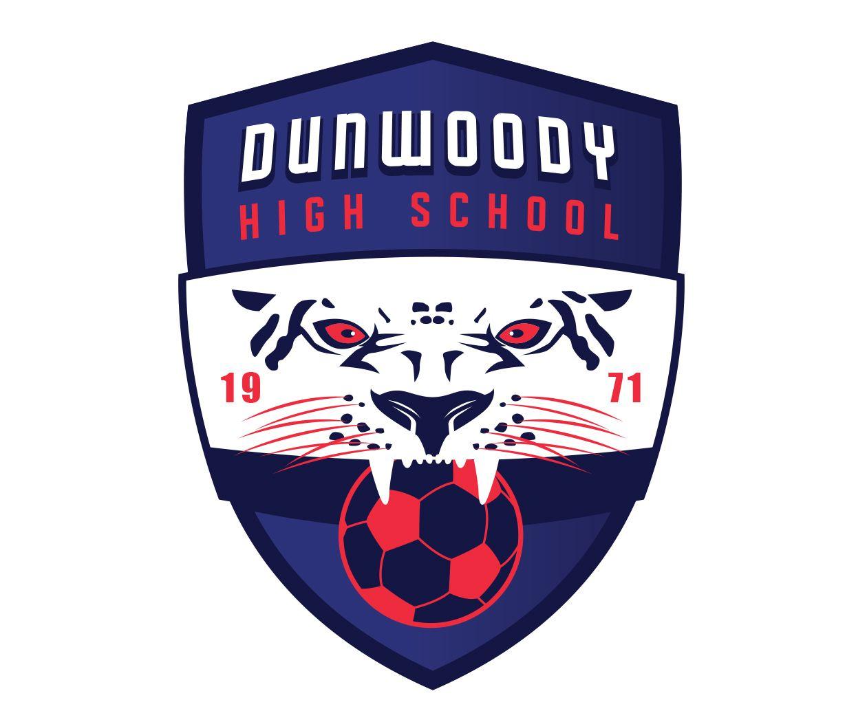 soccer crest design option for a high school soccer team by jordan