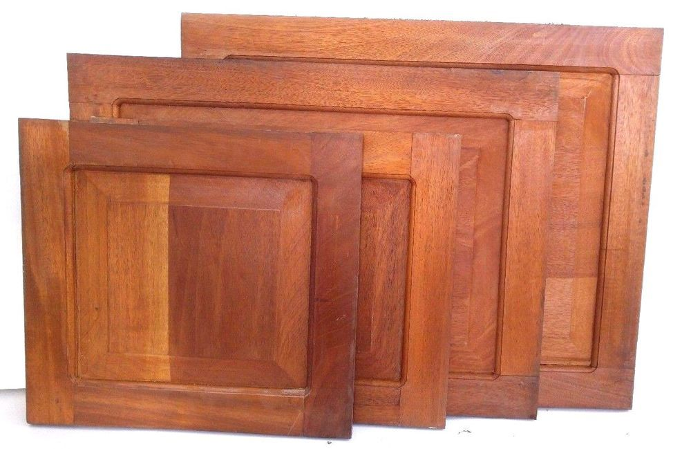 16 X 15 Raised Panel Kitchen Cabinet Door Unfinished Solid Wood
