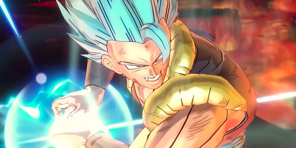 Super Saiyan Blue Gogeta Joins Dragon Ball Xenoverse 2 Roster