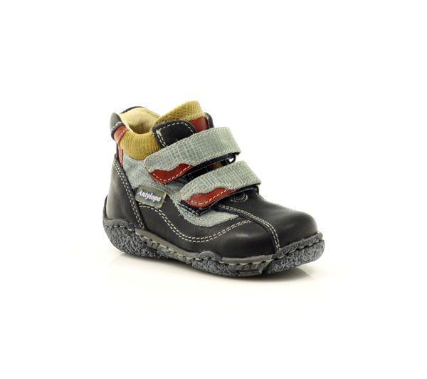 Trzewiki Dzieciece Rzepy Antylopa Granatowe Czerwone Niebieskie Czarne Baby Shoes Shoes Fashion