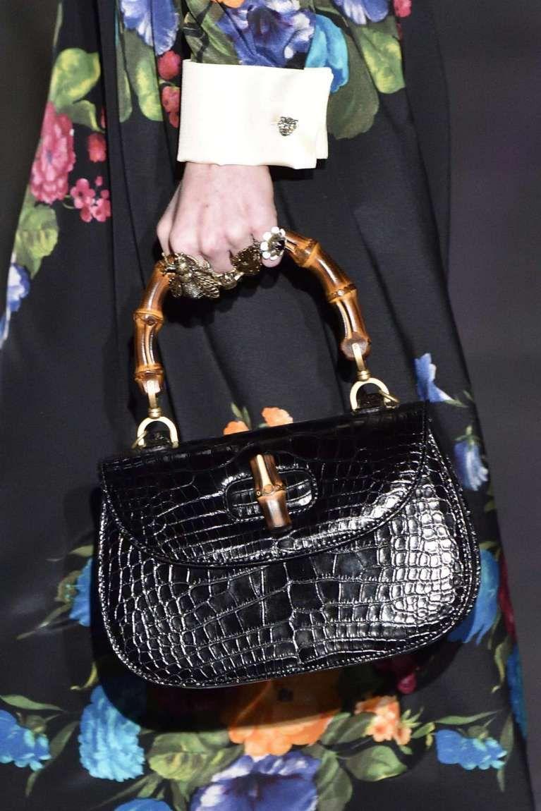 Collezione borse Gucci Autunno Inverno 2017-2018 (Foto 11 40)  f7e31ba4ec7