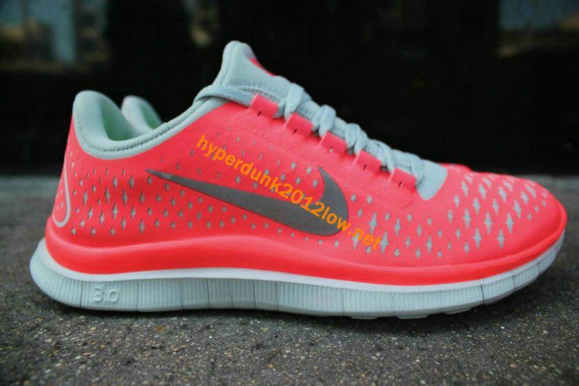 Nike Free 3.0 V4 Womens Running Shoes