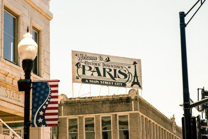 This Quirky Little Town In Texas Is Named After The Famous ...