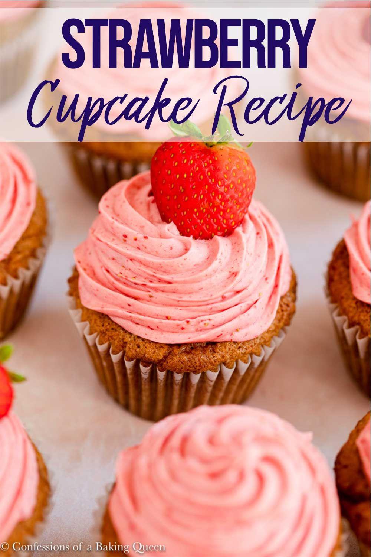 Pin on cupcake recipes