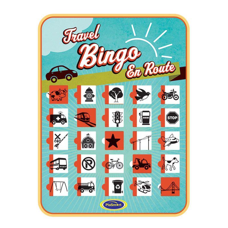 Travel Bingo En Route Gezelschapsspellen Alle Producten Apart En Hip Speelgoed Webwinkel Trendyspeelgoed Nl Travel Bingo Takelwagen
