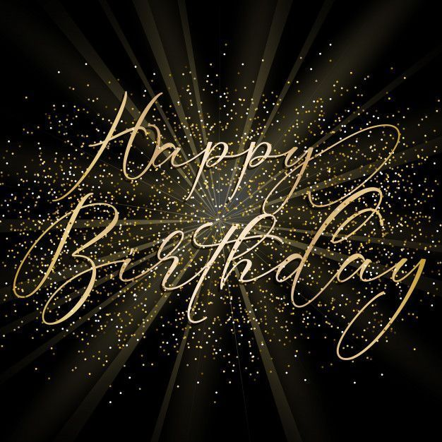Happy Birthday Background Free Vector Happy Birthday Messages Inspirational Birthday Wishes Happy Birthday Greetings