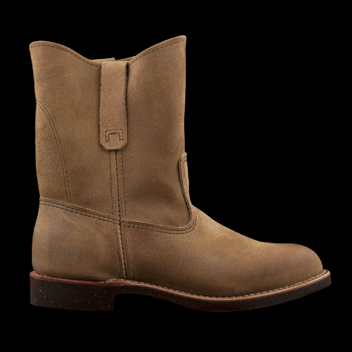 UNIONMADE - Red Wing - 9 Inch Pecos Boot in Hawthrone 8188