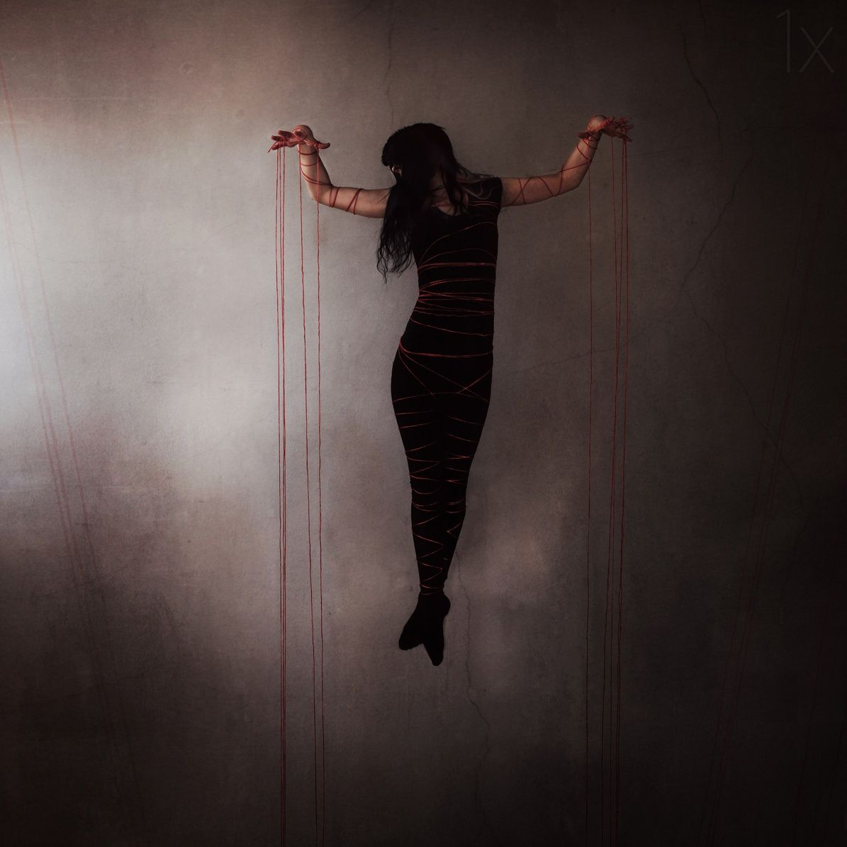 The Puppeteer by Anja Matko
