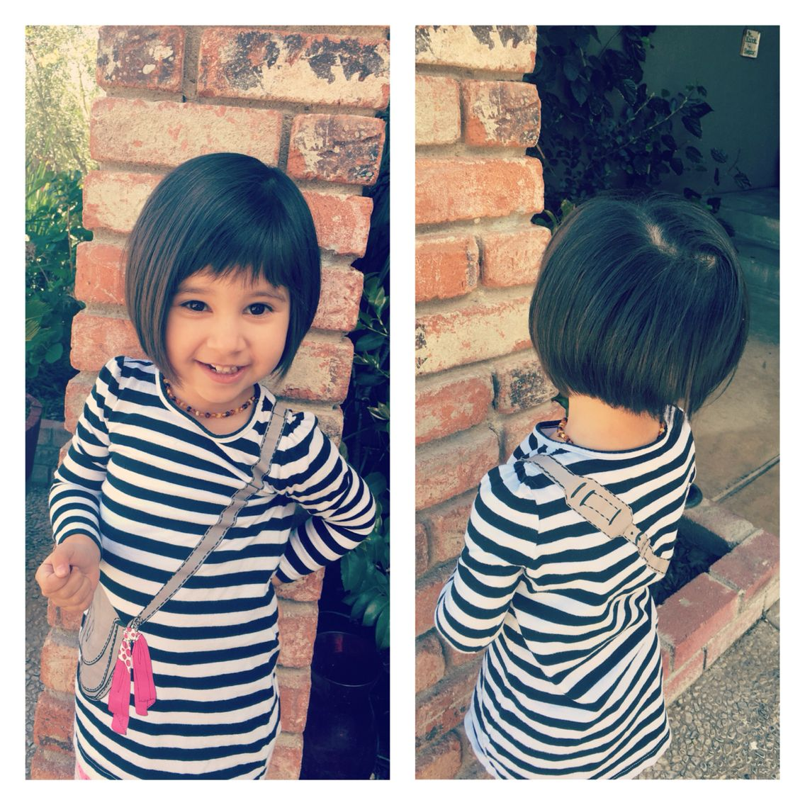 Toddler Bobs Are The Cutest Little Girl Bob Haircut Little Girl Hairstyles Little Girl Haircuts