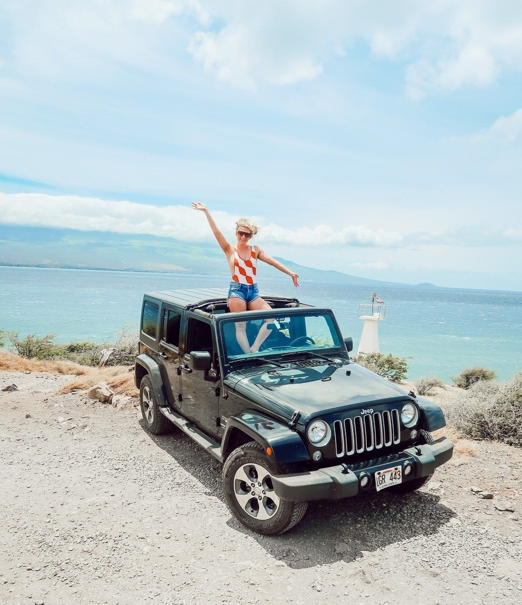 7 Days In Maui Hawaii Travel Audrey Madison Stowe Black Jeep Hawaii Travel Guide Hawaii Travel [ 1200 x 1036 Pixel ]